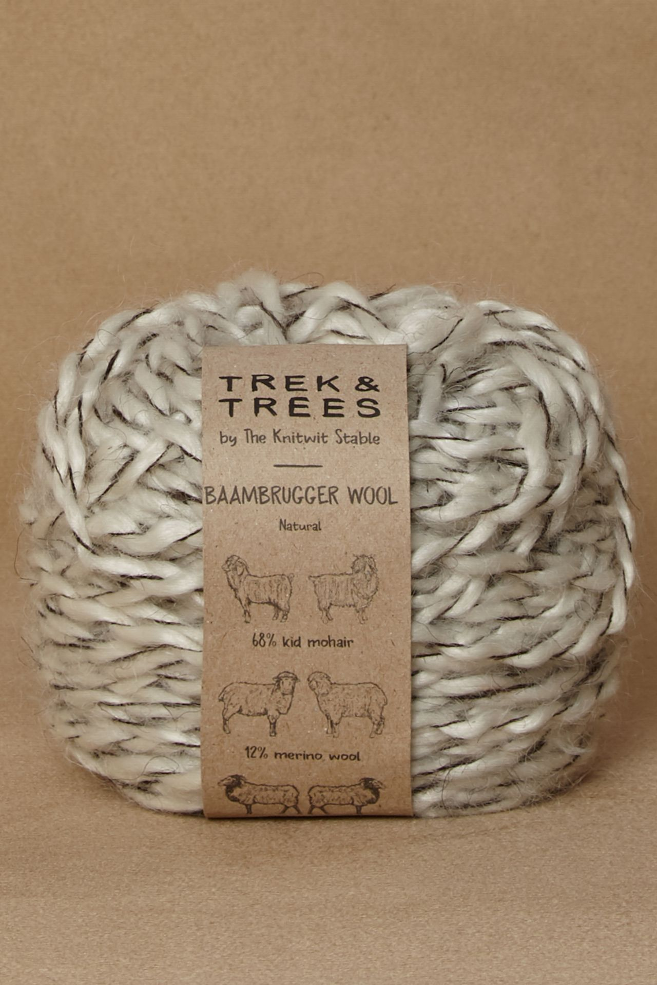 Baambrugge wool packshot.
