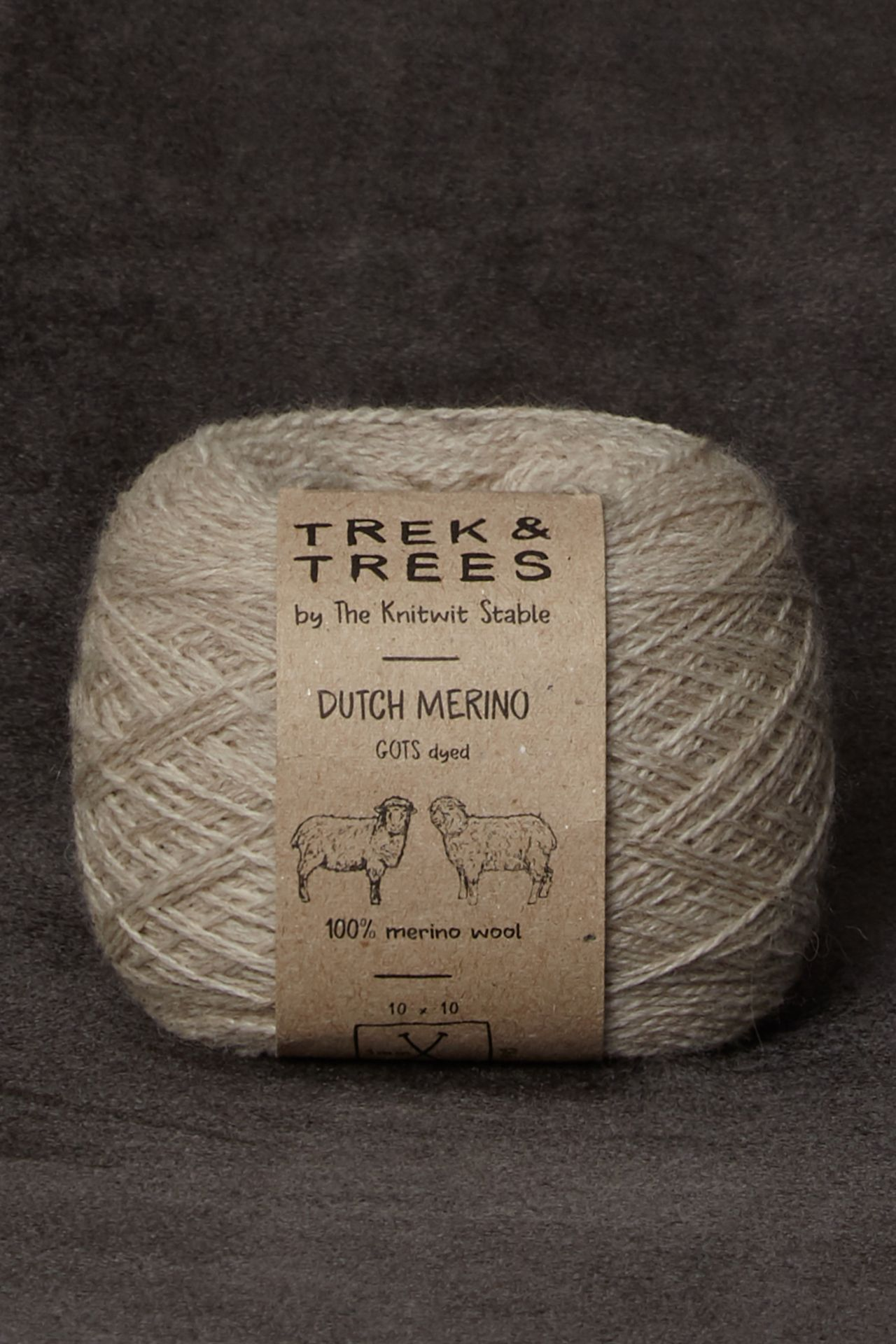 Dutch merino wol garen.