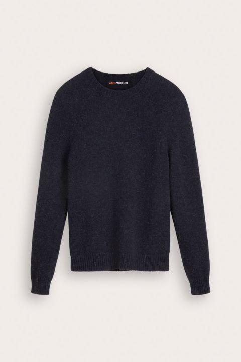 Joe Merino sweater made of Dutch wool packshot.